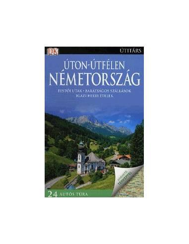 Németország útikönyv Útitárs...
