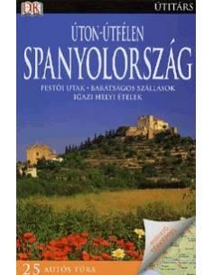 Spanyolország útikönyv...