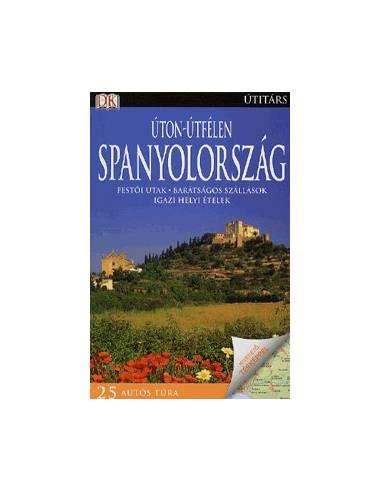 Spanyolország útikönyv Úton-Útfélen -...