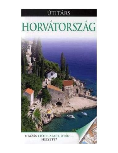 Horvátország útikönyv Útitárs