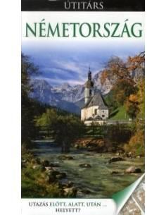 Németország útikönyv Útitárs