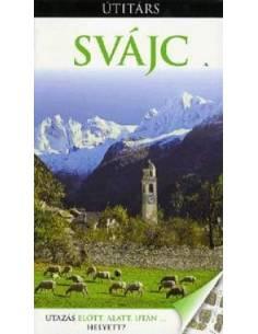Svájc útikönyv Útitárs