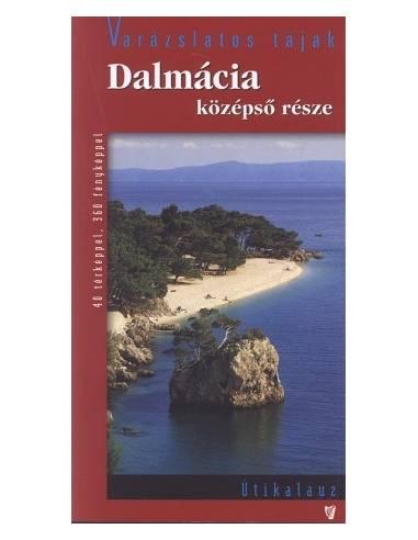 Dalmácia középső része útikönyv -...