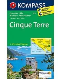 KK 2450 Cinque Terre túra-...
