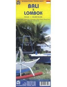 Bali & Lombok térkép
