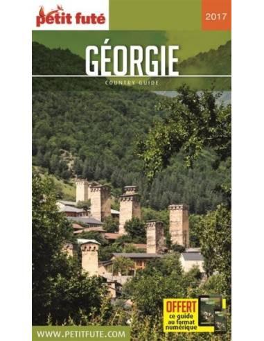 Géorgie petit futé - Grúzia útikönyv