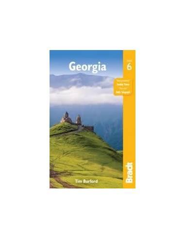 Georgia - Grúzia - Bradt útikönyv