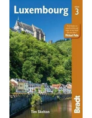 Luxembourg - Luxemburg - Bradt útikönyv