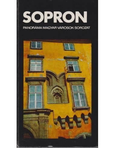 Sopron - Panoráma magyar városok sorozat