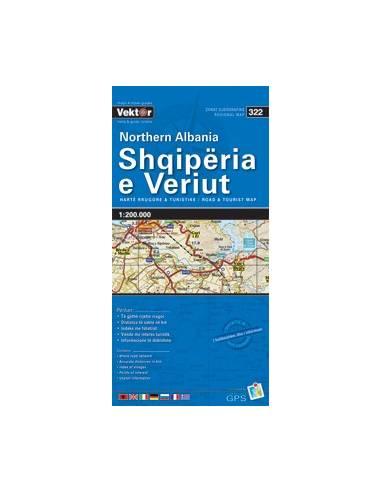 Shqiperia e Veriut - Észak-Albánia...
