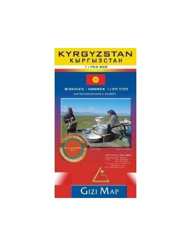 Kirgizisztán - Kyrgyzstan - Bishkek...