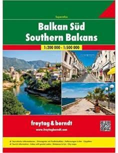 Balkán - Délkelet-Európa...