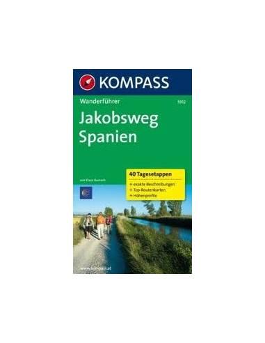 KK 5912 Jakobsweg Spanien...