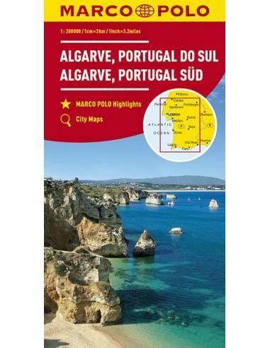 Algarve, Portugal Süd -...