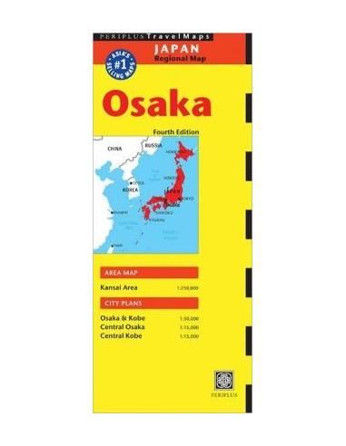 Osaka térkép