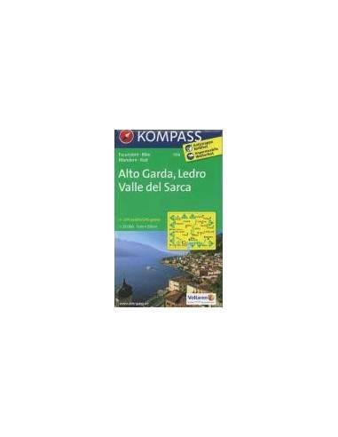 KK 096 Alto Garda - Ledro - Valle del...