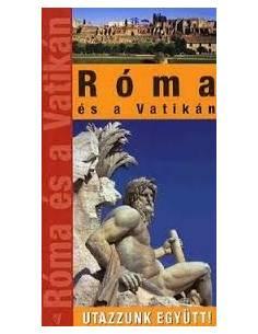 Róma és a Vatikán útikönyv...
