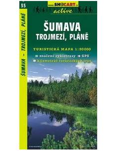 SC 35 Sumava / Trojmezí /...