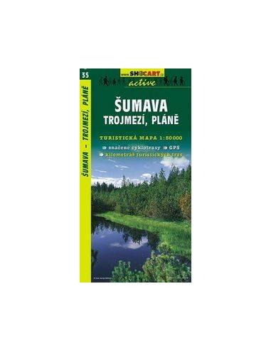 SC 35 Sumava / Trojmezí / Pláne...