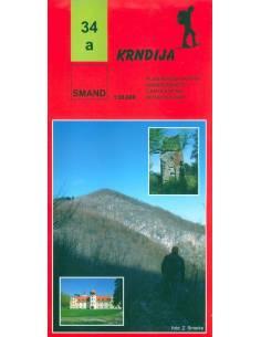 S 34a Krndija turistatérkép