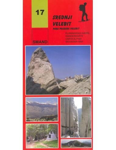 S 17 Srednji Velebit - Közép-Velebit...