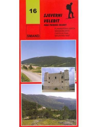 S 16 Sjeverni Velebit - Észak-Velebit...