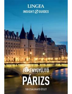 Párizs élménygyűjtó - 100...