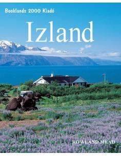 Izland útikönyv - Booklands