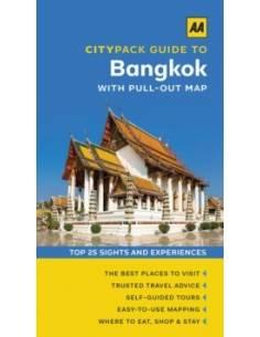 AA CityPack Guide to Bangkok