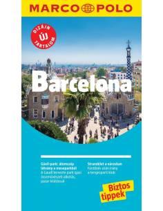 Barcelona útikönyv - Marco...