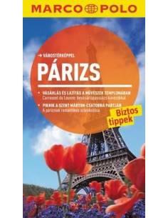 Párizs útikönyv (Marco Polo)