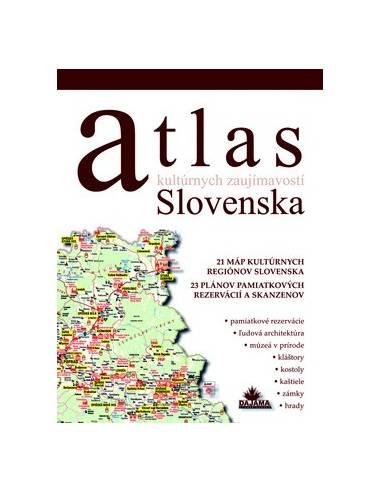 Slovenska - kultúrnych atlas  -...