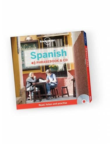 Spanish Phrasebook and Audio CD 2