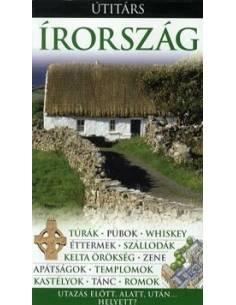 Írország útikönyv Útitárs