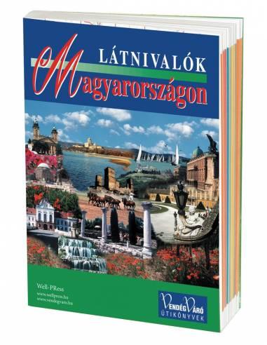 Látnivalók Magyarországon útikönyv -...