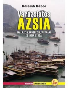 Varázslatos Ázsia útikönyv
