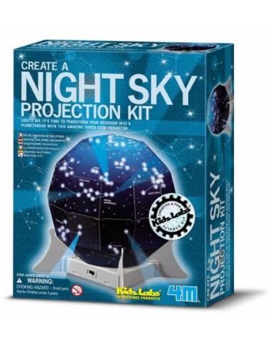 Éjszakai égbolt kivetítő - mini...