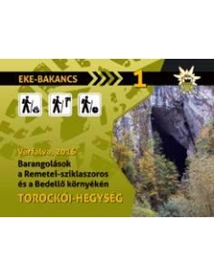 EKE-BAKANCS • 1 • 2016 - Torockói-hegység