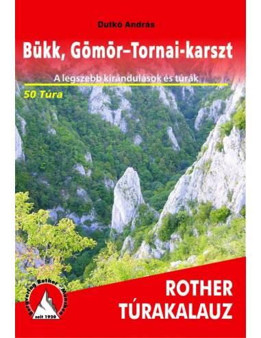 Bükk-Gömör-Tornai-karszt túrakalauz -...