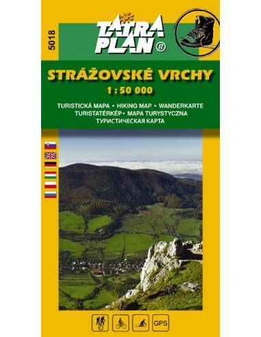 TM 5018 Strážovské Vrchy -...