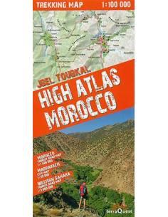 High Atlas - Jbel Toubkal...