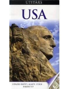 USA útikönyv - Útitárs
