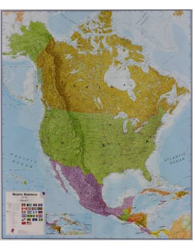 North America - Észak-Amerika...