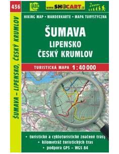 SC 436 Sumava - Lipensko,...
