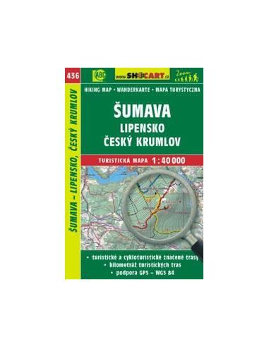 SC 436 Sumava - Lipensko, Cesky...