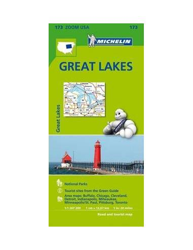 MN 173 ZOOM USA Great Lakes -...