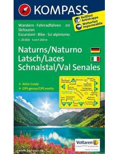 KK 051 Naturns - Latsch -...