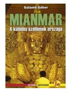 Mianmar útikönyv