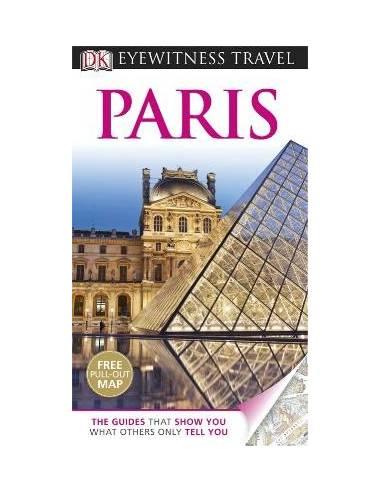 Párizs útikönyv Eyewitness Travel