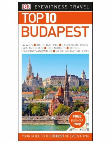 Budapest DK Eyewitness Top 10 Travel...